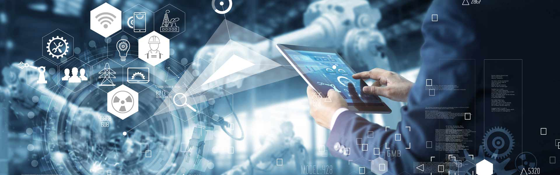 Manufacture Your Own Digital Transformation with Intelligent Enterprise